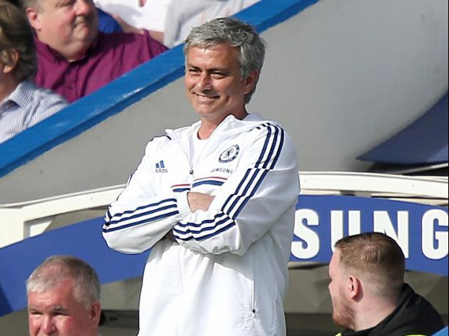 Mourinho to wait on veteran trio's Chelsea future