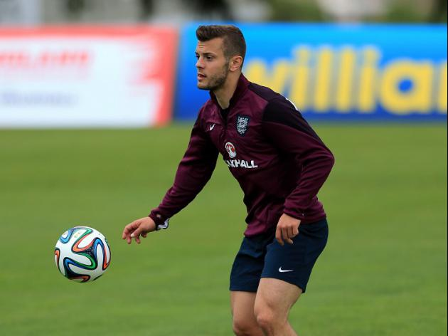 Wilshere takes number seven shirt
