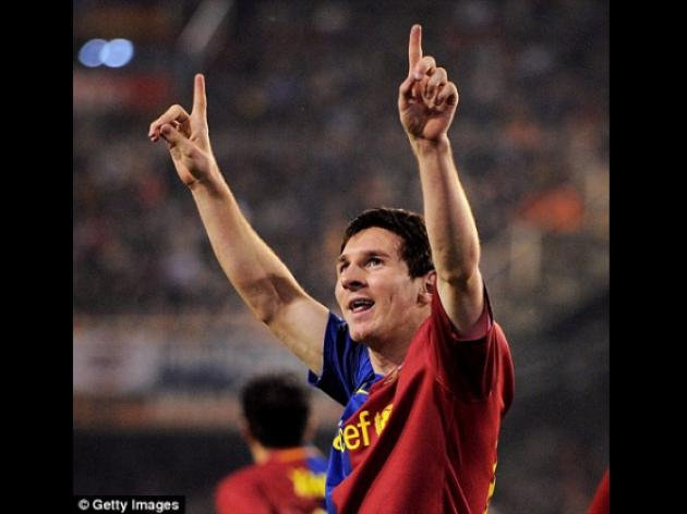 Chelsea dream of a small miracle... but Barca already have one in Messi