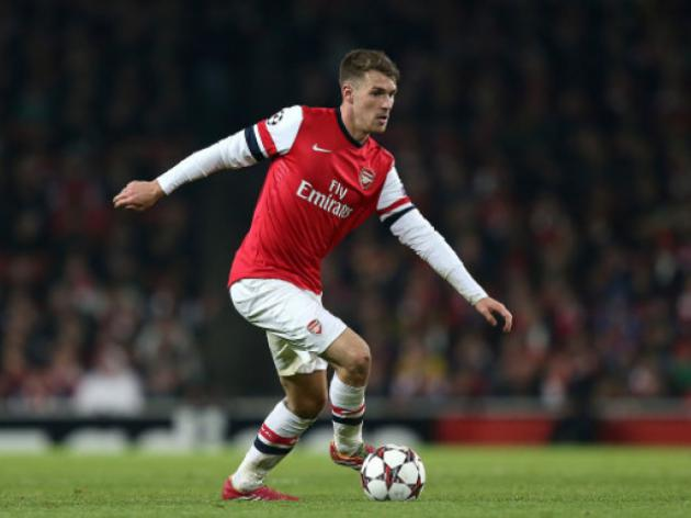 Arsenal to tie up Ramsey in new five-year deal