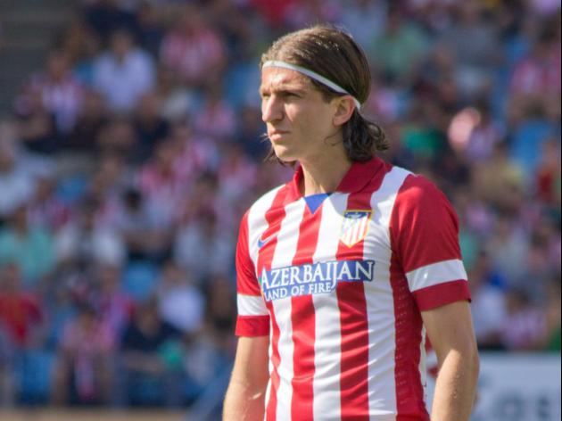 Filipe Luis to Chelsea from Atletico Madrid almost done after clubs agree 20million fee