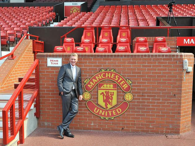 Wayne Rooney 'not for sale' says new Utd boss Moyes