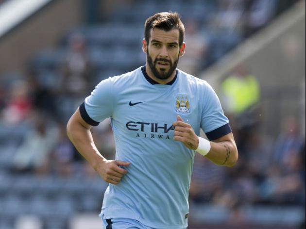 Negredo out for up to three months