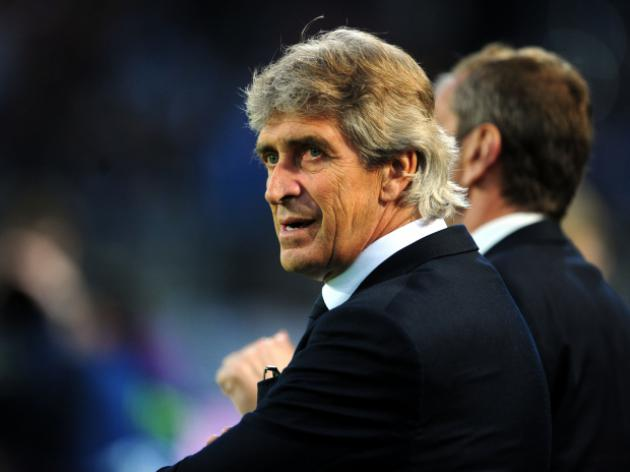 Malaga deny allowing Man city target Pellegrini to leave