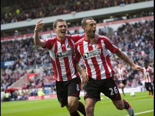 Sunderland 1-0 Wigan: Match Report