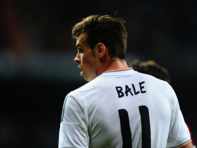 Flu keeps Bale on bench for Bayern clash