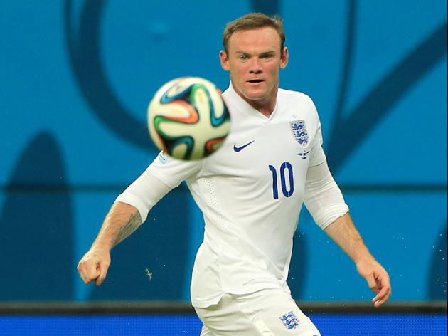 Rooney favourite for England role
