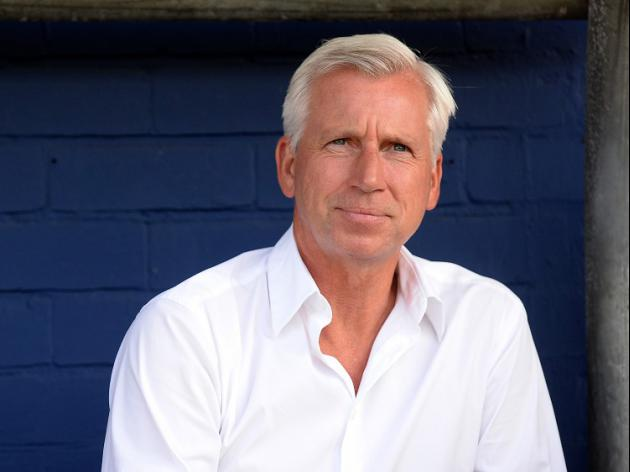 Pardew wants Champions League push