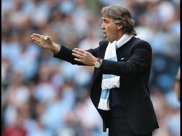 Mancini relishing Spurs showdown