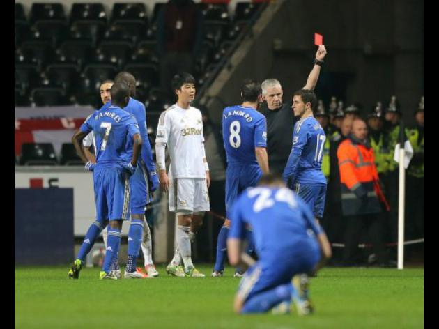 Is Chelsea Star Eden Hazard To Blame For Kicking The Ball Boy?