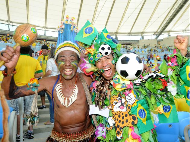 Brazil braces for World Cup carnival
