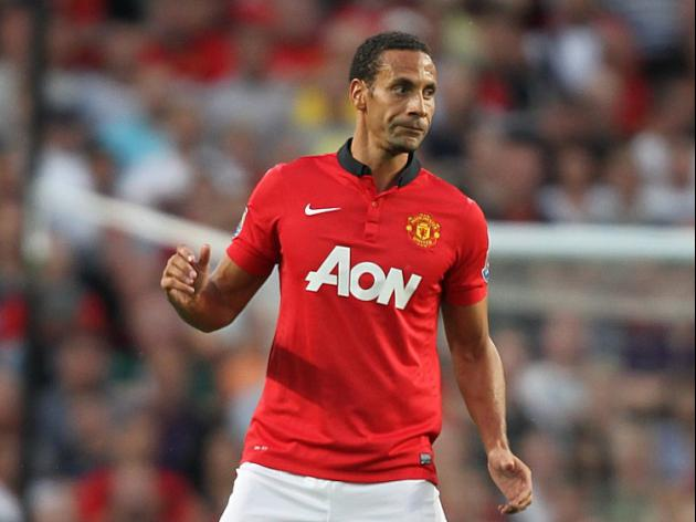 QPR move for Ferdinand and Caulker