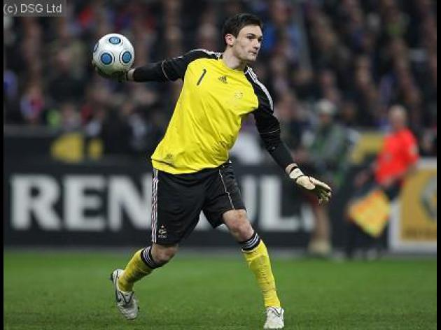 Lloris named France captain for Euro 2012