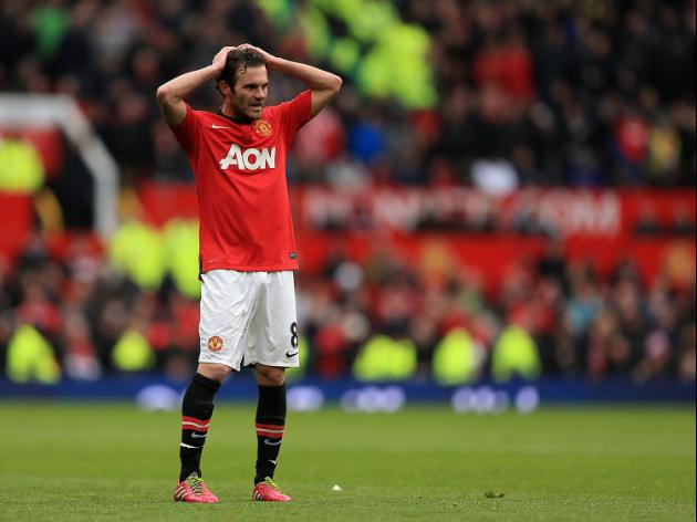 Juan Mata says United fans deserve better