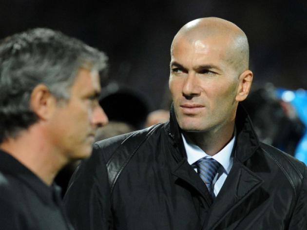 Zidane not yet ready to coach Real Madrid says Perez
