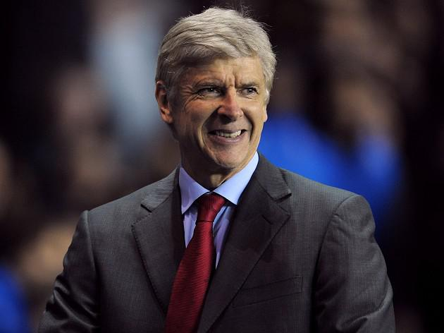 Wenger: Gunners in rude health