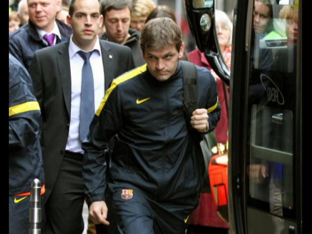 I will be back soon says Barcelona coach Tito Vilanova