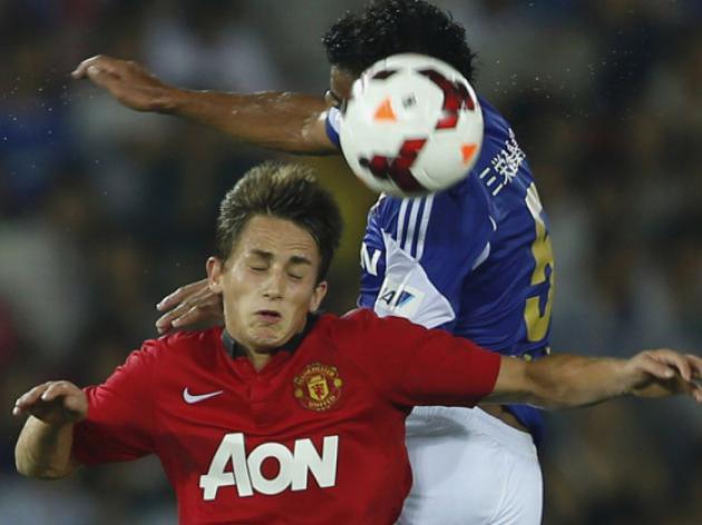 Cerezo Osaka V Manchester United : LIVE