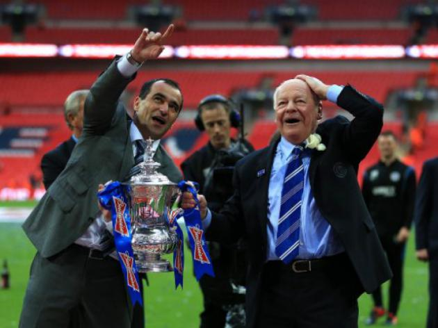 Dave Whelan wont force Martinez to stay at Wigan
