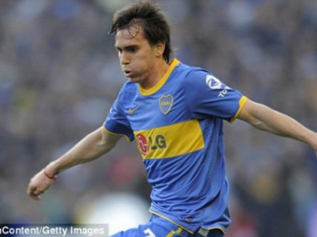 Birmingham move for Boca man Pablo Mouche after club offer loan deal for minimal fee
