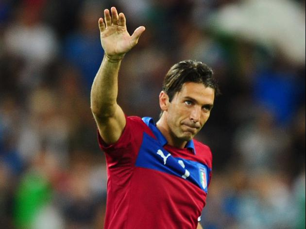 Buffon doubtful for Azzurri
