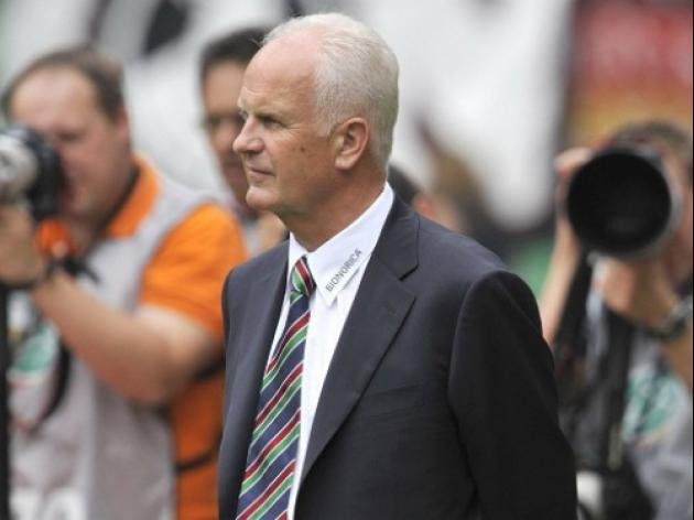 Stange to quit Belarus post after Euro qualifiers
