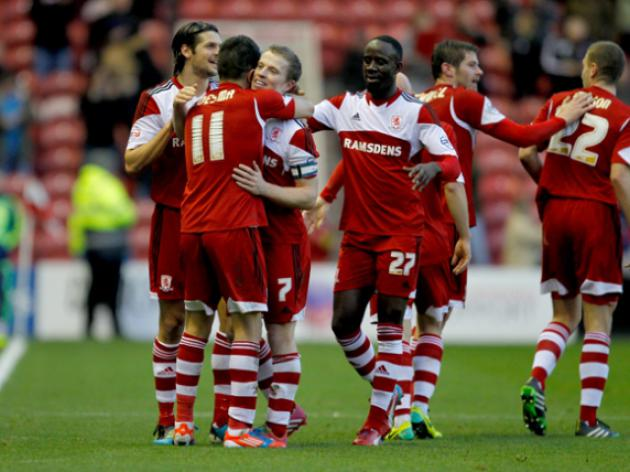 Middlesbrough V Charlton at The Riverside Stadium : Match Preview