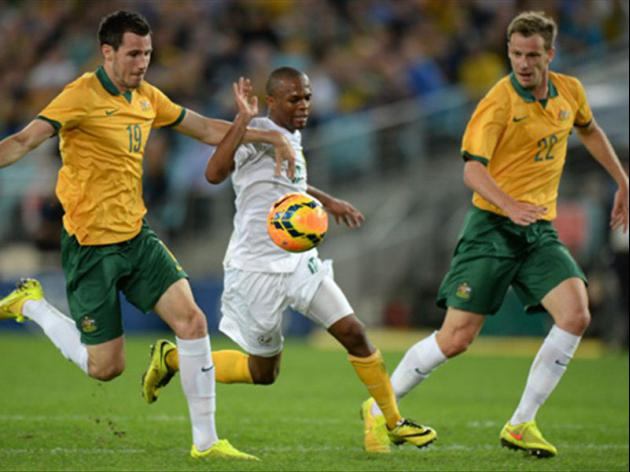 Heat is on the rest, says Socceroo Wilkinson