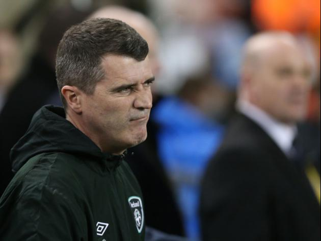 Keane talked to Celtic about managers job