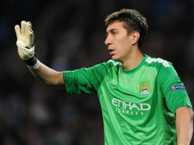 City boss keeps faith with Pantilimon