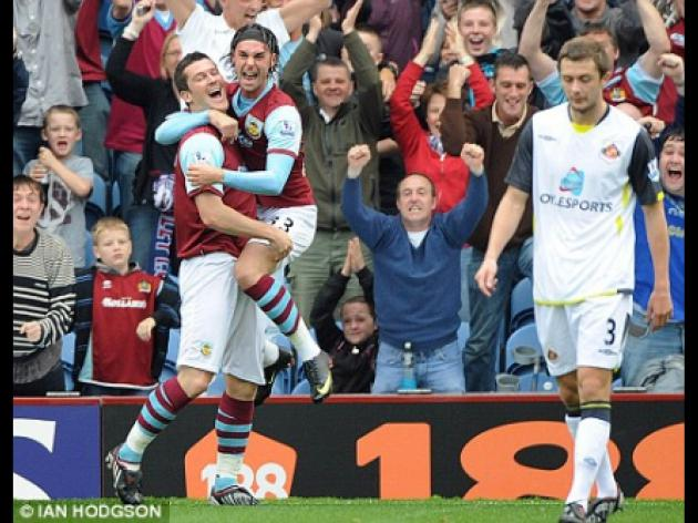 Burnley 3 Sunderland 1: I'll prove Harry was wrong, says Nugent
