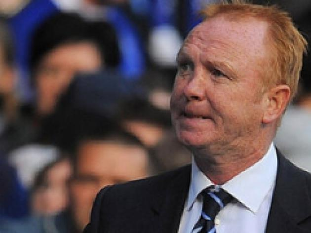 McLeish praise for former owners