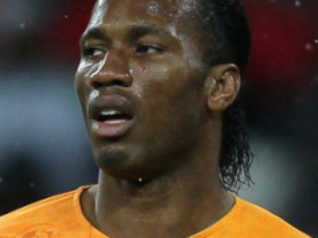 Drogba out of Elephants squad