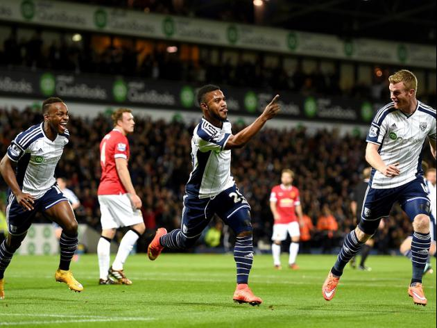 United force draw with the Baggies