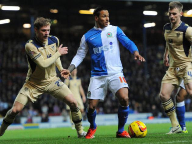 Blackburn --- Blackpool: Match Report
