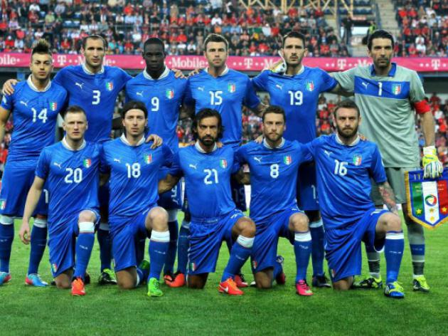 Italy continue to seek identity