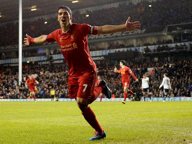 Five-star Liverpool rout Spurs