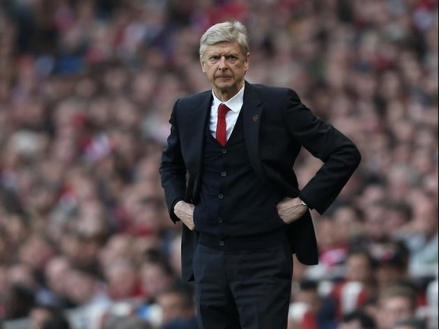 Wenger focused on strong finish