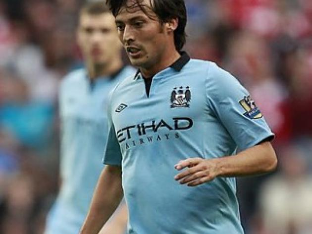 Top 10 Midfielders of 2012: 8 - David Silva