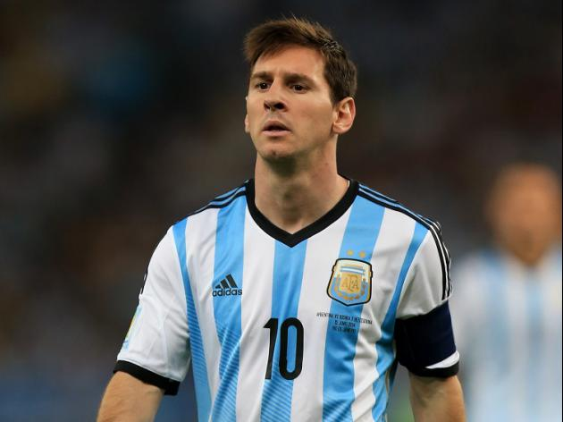 Sabella unfazed by Messi criticism