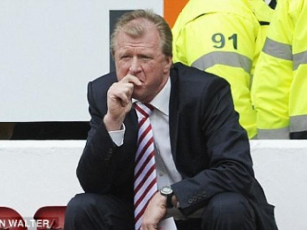 Steve McClaren in talks with Birmingham's opponents Bruges