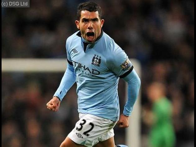 Manchester City boss Roberto Mancini has no problems with Tevez form