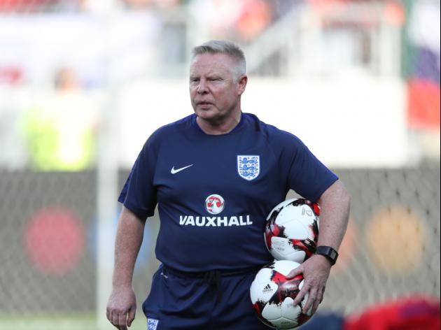 Sammy Lee and Martyn Margetson to work under England