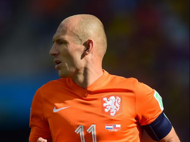 Robben keen to move on