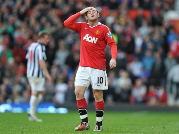 Manchester United 2 West Brom 2: Substitute Wayne Rooney can't foil inspired Baggies comeback