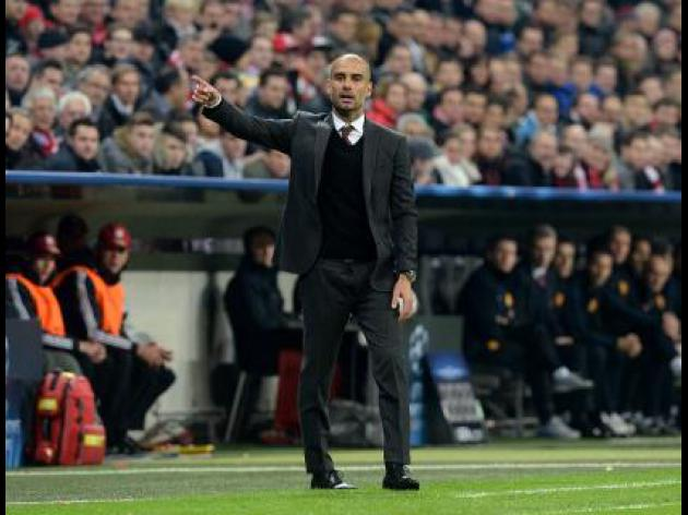 Guardiola demands end to Bayerns slump