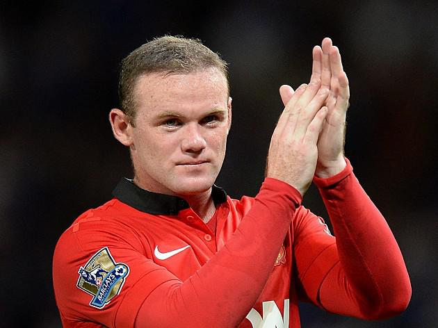 David Moyes believes Rooney is in good shape