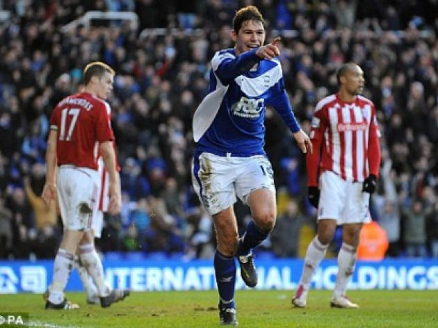 Nikola Zigic to leave Birmingham