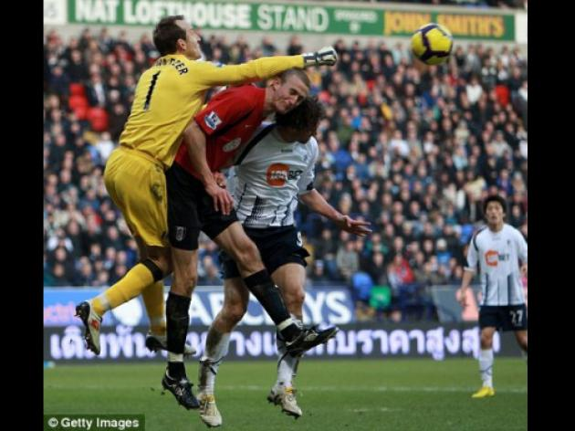 Bolton 0 Fulham 0: Coyle's fury at disallowed goal can't disguise failings