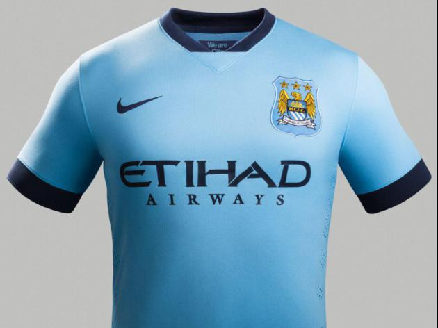 Top 10 European football kits for the 2014/15 season